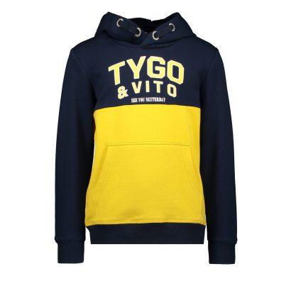 TYGO & vito Hoody cut&sewn