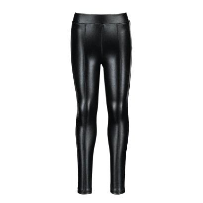 B.Nosy Black Coated Pants