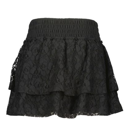B.Nosy 2-layer Lace Skirt