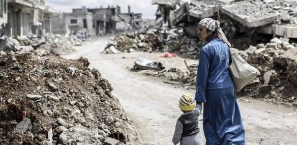 Syria: A Conflict Explored at IWM North - About Manchester