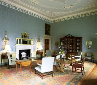 About Scotland Interior Photographs Of Culzean Castle