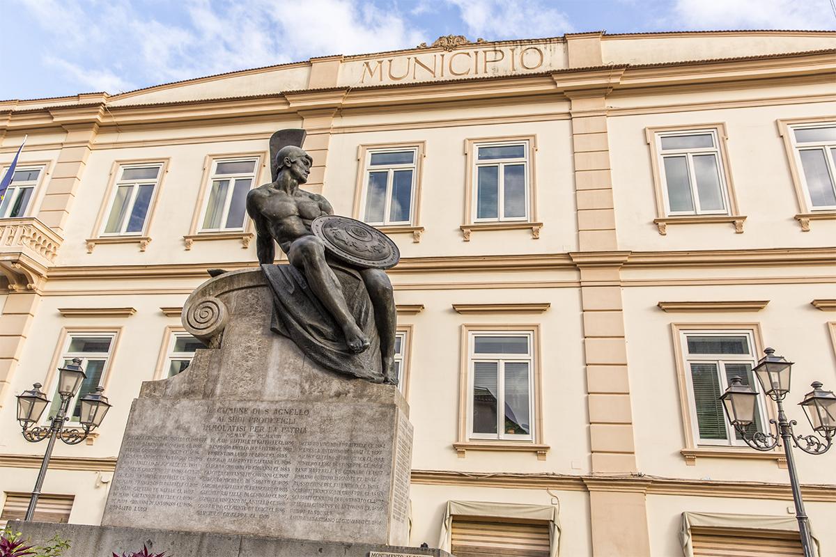 Municipio Rione Angri - Sant'Agnello
