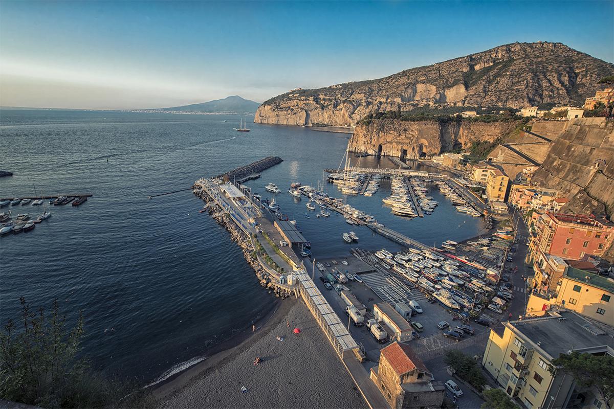 Marina di Cassano - Credits to Annamaria Vinaccia