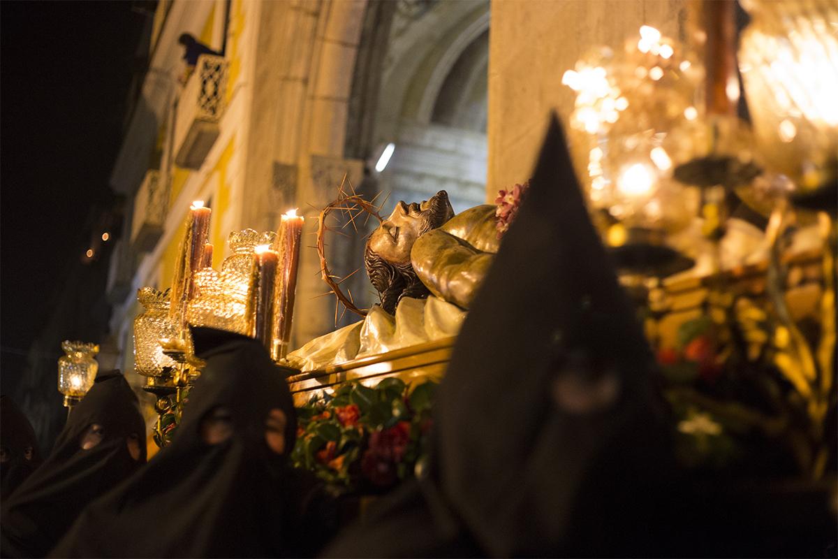 Il Cristo Morto della Processione di Sorrento