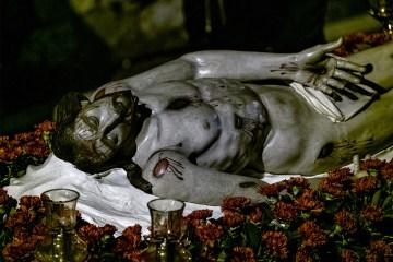 Massa Lubrense Processione del Cristo Morto
