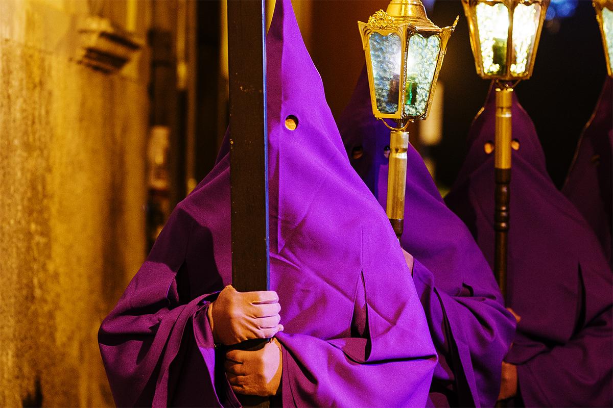 Le processioni di Vico Equense nella Settimana Santa