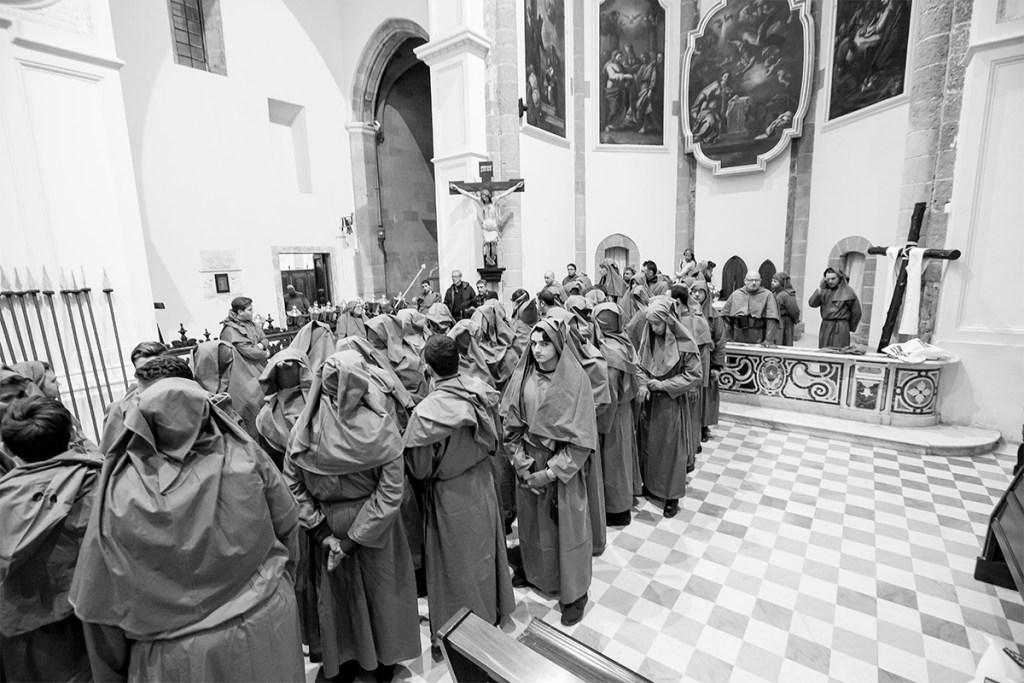 Vico Equense - Le Processioni della Settimana Santa