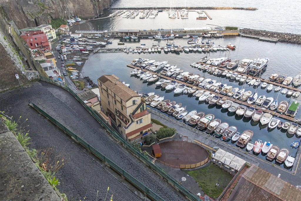 Marina di Cassano - Piano di Sorrento