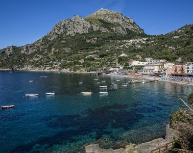 Marina del Cantone - Nerano - About Sorrento