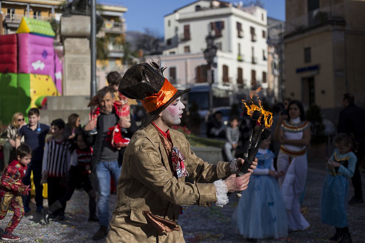 Carnevale About Sorrento