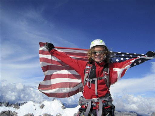 Sky over Everest 2010