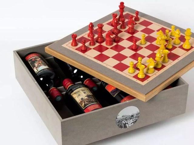 шахматы Art Russe Saint-Emilion Grand Cru