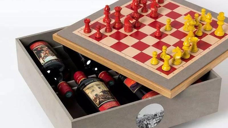 Шахматы Art Russe станут специальным призом на Турнире претендентов ФИДЕ
