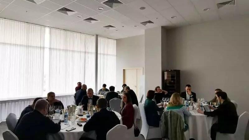 Дегустационный конкурс «Южная Россия» проходит в Краснодаре
