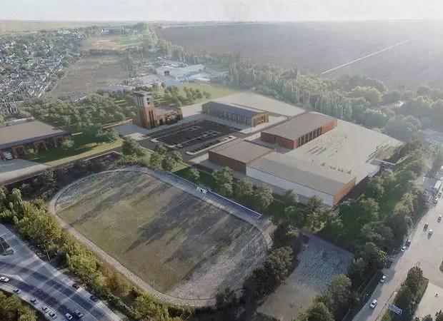 Villa Aristov: под Анапой строится Центр энологического туризма
