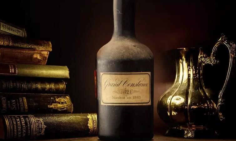 Grand Constance 1821: вино Наполеона продали за 2,2 млн рублей