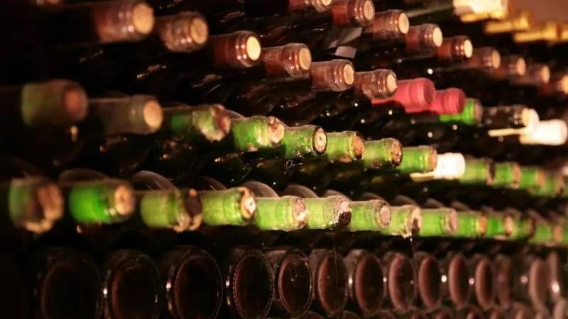 Первый в России банк вина появился в Крыму