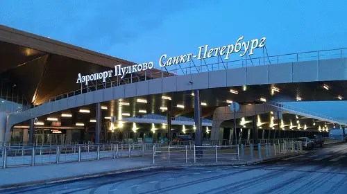 VODALED: аэропорт Пулково запускает новый товарный знак