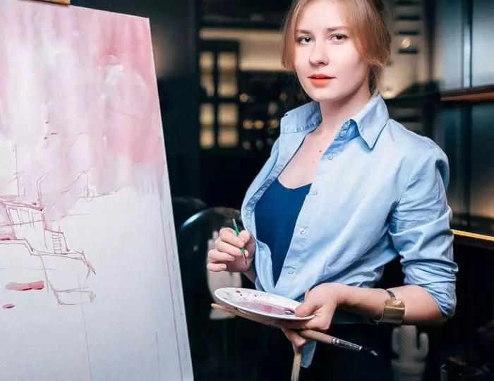 Винная живопись: в Анапе открылась необычная выставка