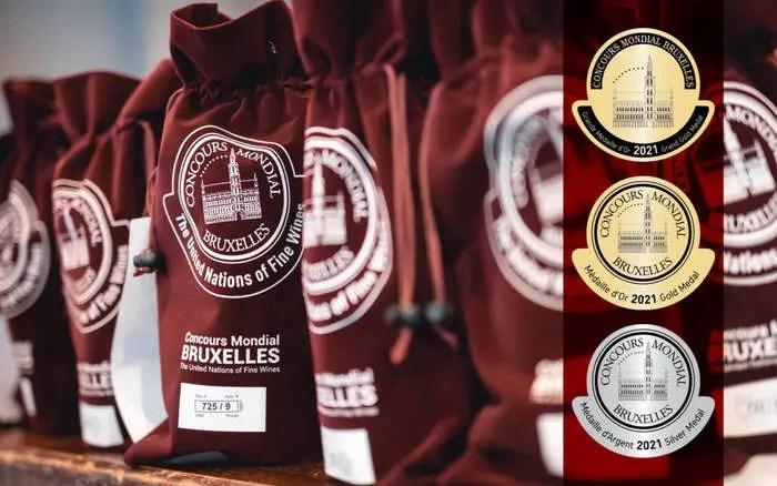 Concours Mondial de Bruxelles-2021: российские вина в медальной зоне
