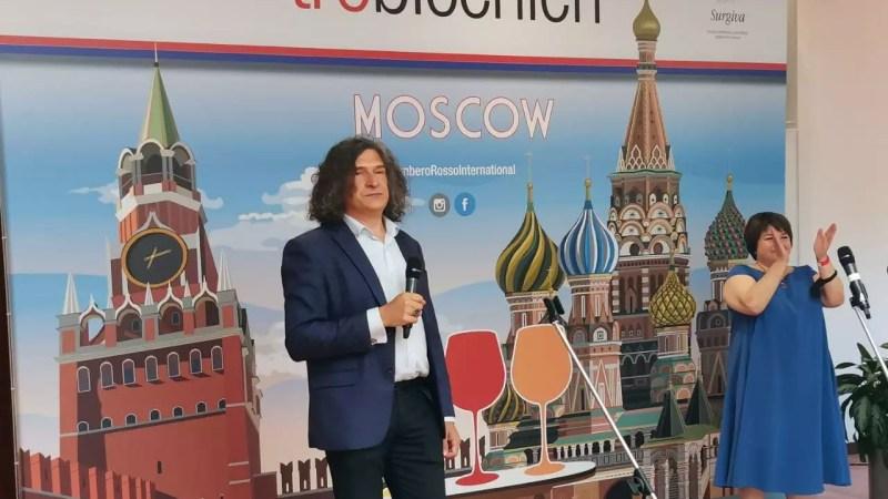 Tre Bicchieri Gambero Rosso-2021: итальянцы снова в России