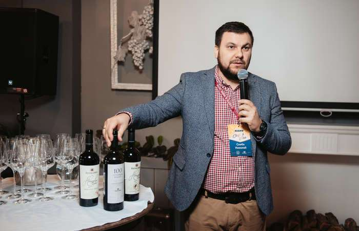 Николай СКИБА о развитии крымского виноделия