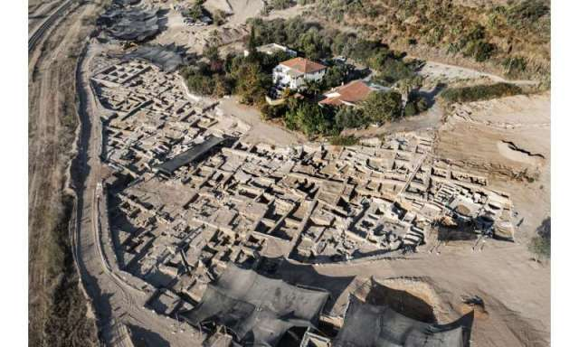 В израильском Явне археологи нашли винодельню возрастом 1500 лет