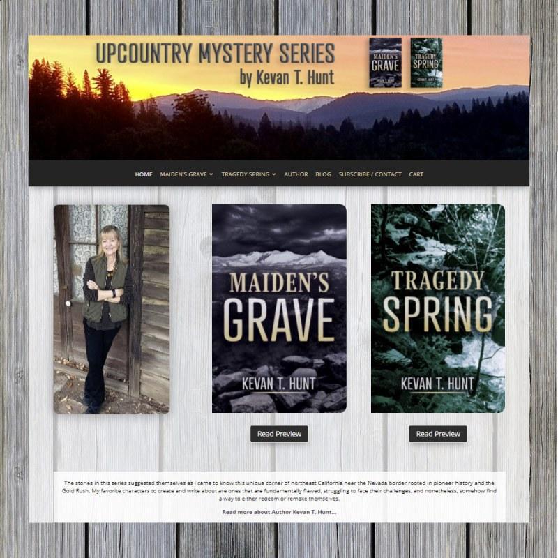 Kevan T Hunt Novels