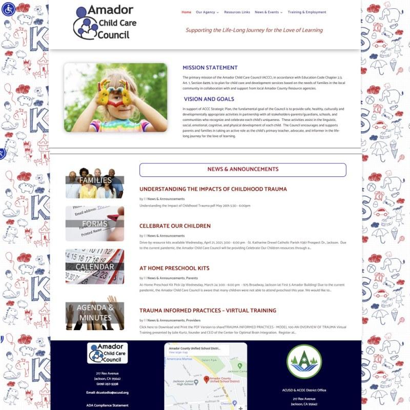 Amador Child Care Council