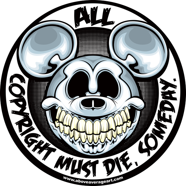 All Copyright Must Die Someday