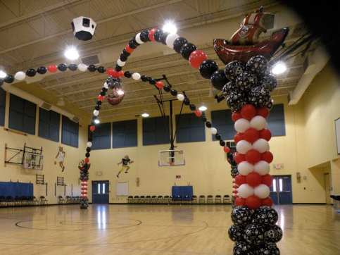 Pirate theme? We can create the perfect decor for you