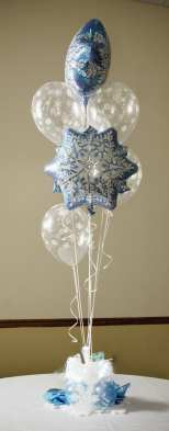 Simple but elegant, our bouquets are more than balloons on a string