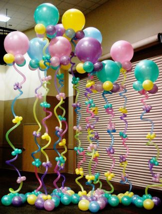 Fun is Afloat with this decor