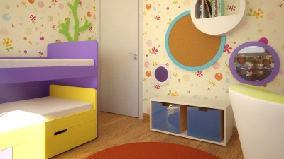 LiD kids room