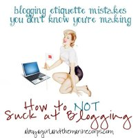 4 Blogging Etiquette Rules You Don't Know You Are Breaking Part 1