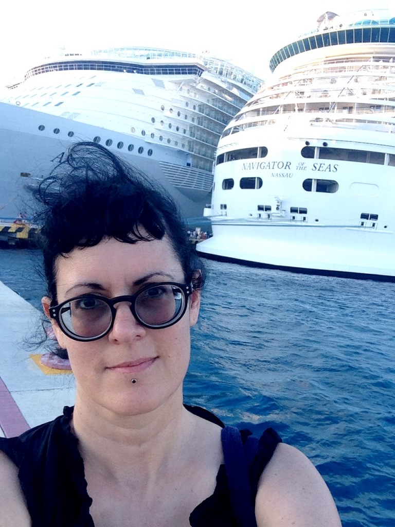 Eating Vegan on a Royal Caribbean Cruise