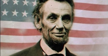 https://i2.wp.com/www.abraham-lincoln-history.org/wp-content/uploads/2014/07/Abraham-Lincoln-and-American-flag-375x195.jpg