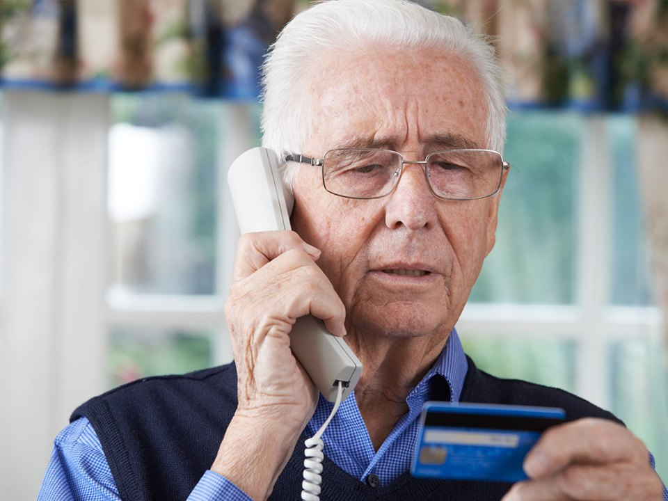 Recognizing Senior Financial Abuse