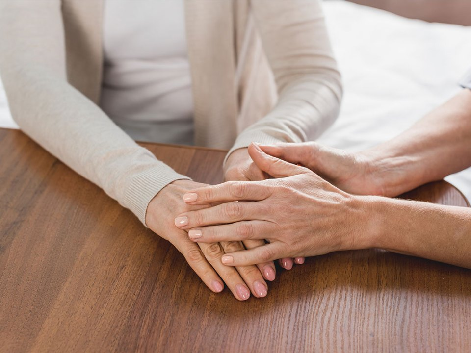 Aging & Needing Assistance with Activities of Daily Living