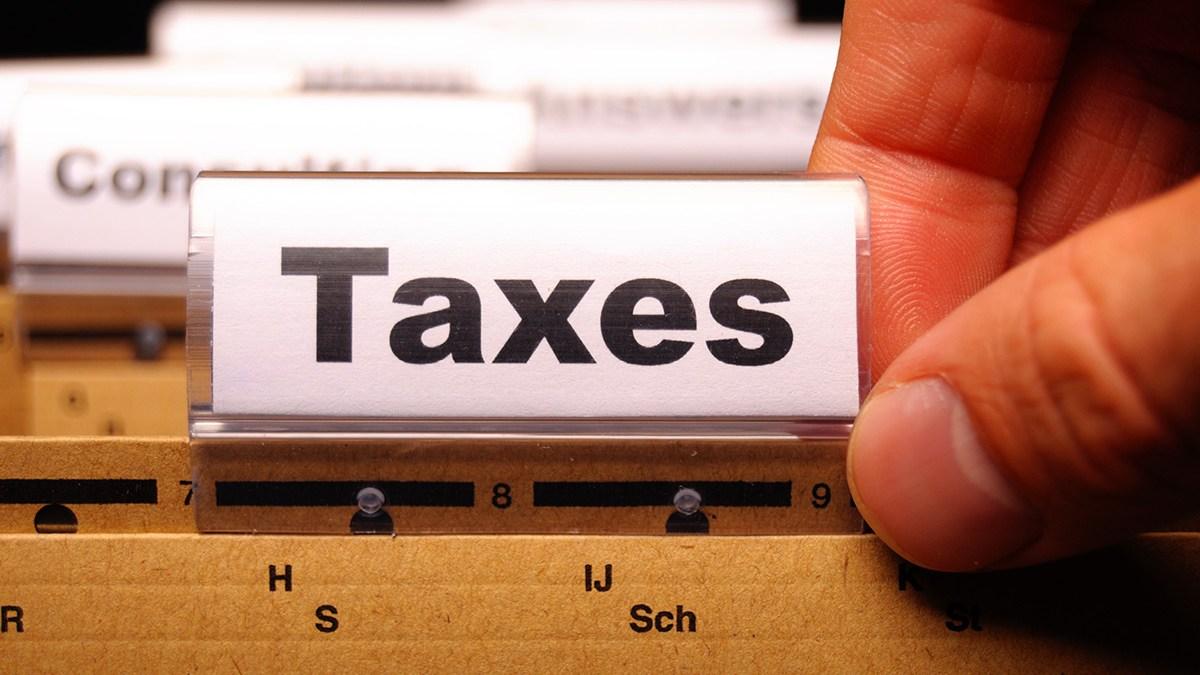 Taxes & Your Inheritance