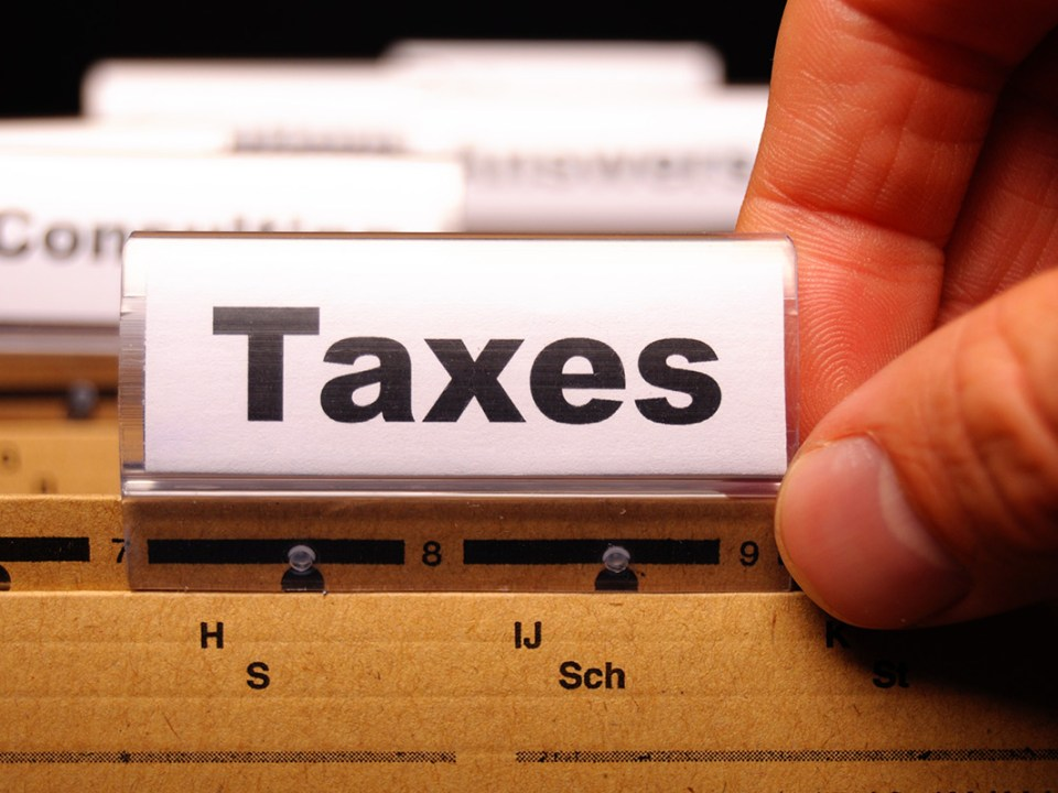 Taxes & Your Inheritance