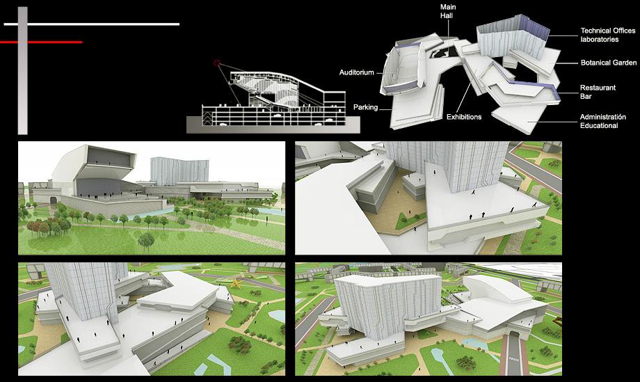AbrahamFG Architect Architectural Proposals