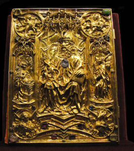 Imperial_Bible_Vienna Coronation Gospels (Wien-Austria 1500)
