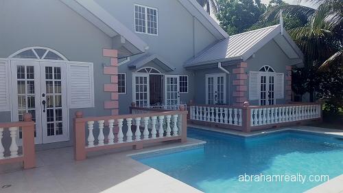 Abraham Tobago Realty Villa Rentals Bella Villa Bon