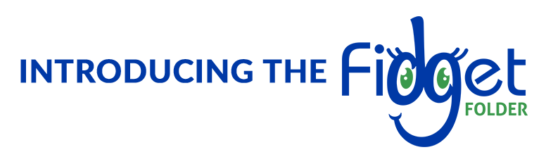 The Fidget Folder Logo Intro