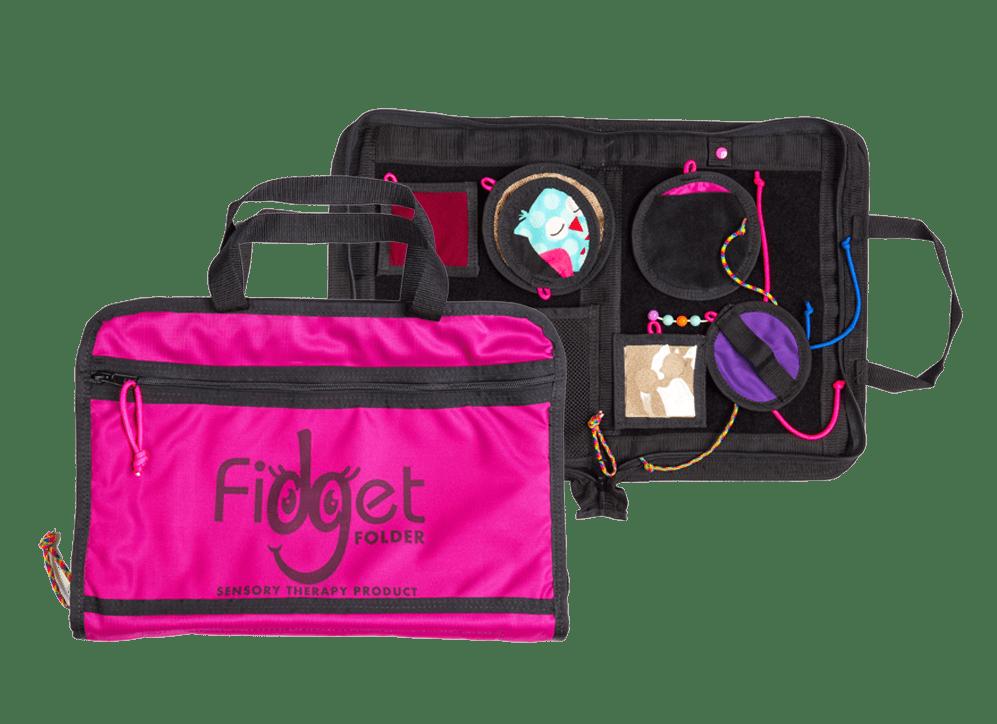 The Fidget Folder by Abrams Nation