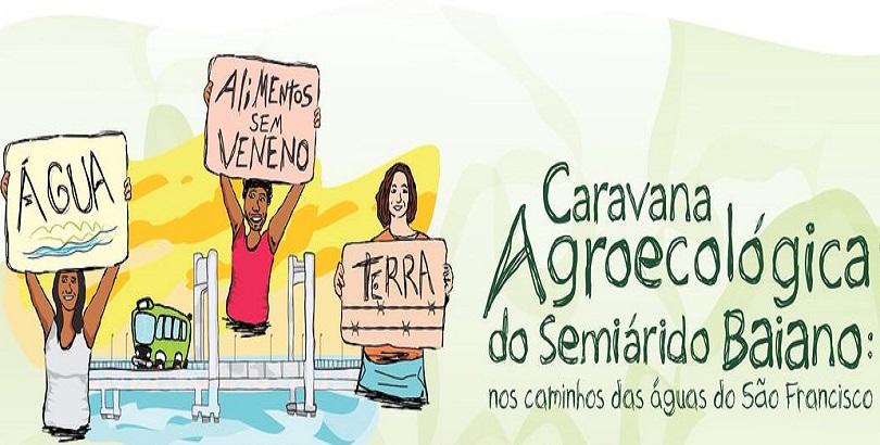 Caravana Agroecológica do Semiárido Baiano – um exercício coletivo e popular de análise do território
