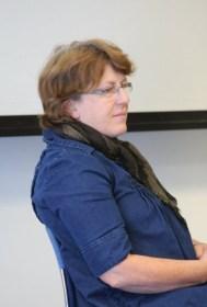 Rev Dr Barbara Glasson