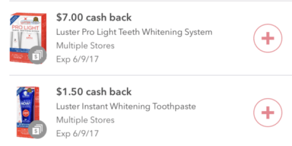 Luster Premium White Coupon