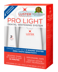 Luster Premium White Coupon